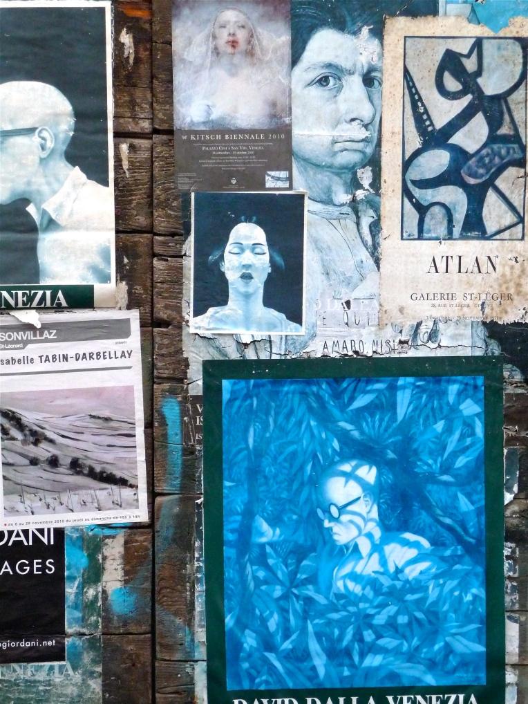Venice - Window shutters - Jenny Hill